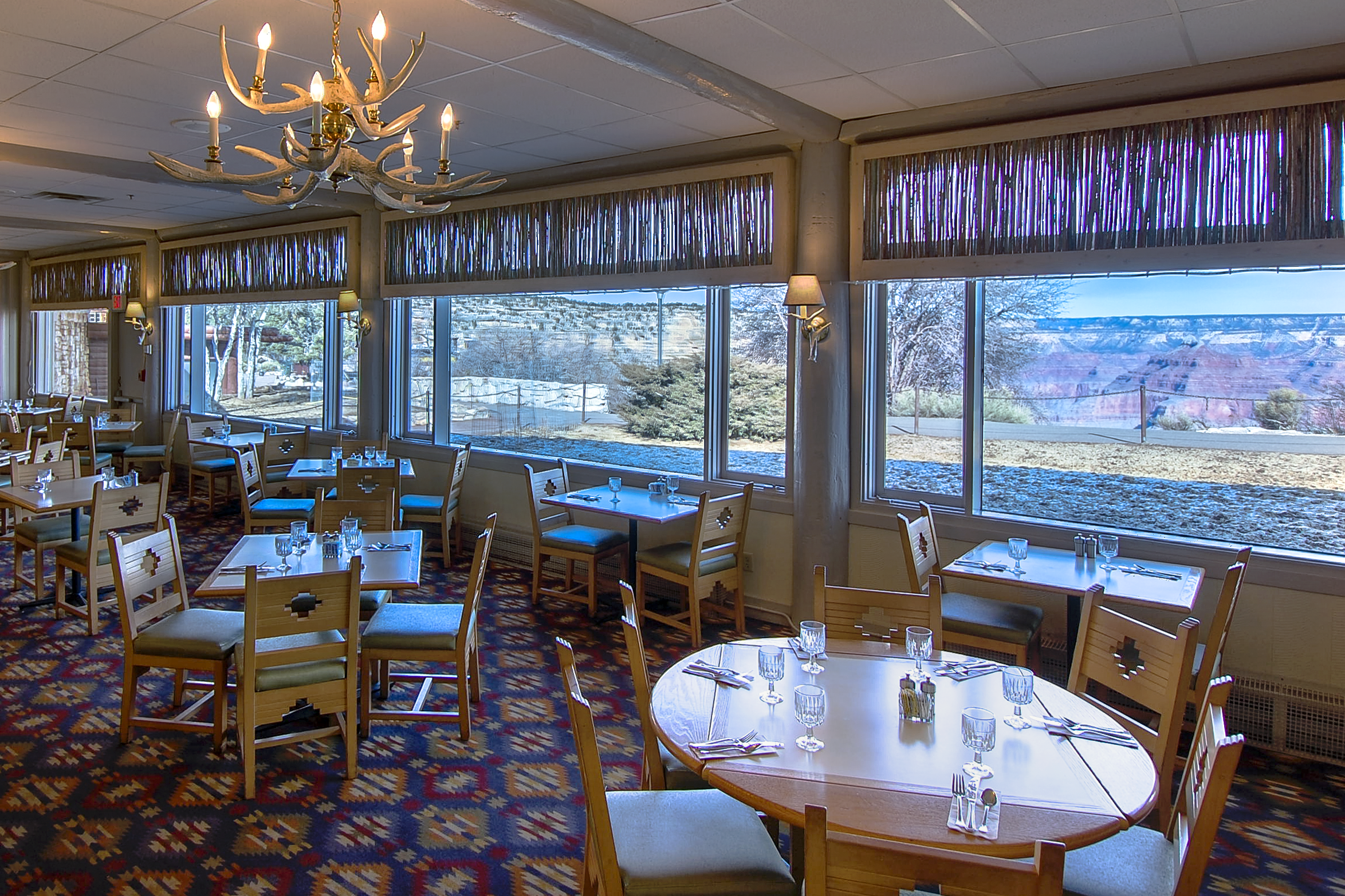 Grand Canyon Lodge Dining Room New Catering & Dining Services  Grand Canyon National Park Lodges 2017