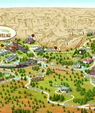 SR Village Map