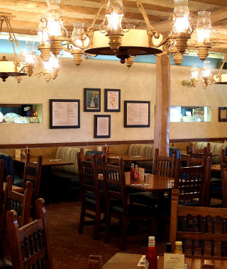 Arizona Room. Bright Angel Dining. Harvey House Café Part 41