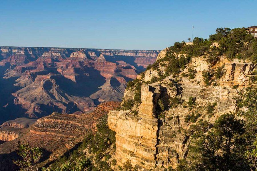 El Tovar Hotel at Grand Canyon
