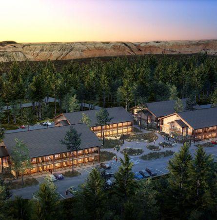 Xanterra Announces $30 Million Rebuild of Maswik South Lodging  at South Rim, Grand Canyon
