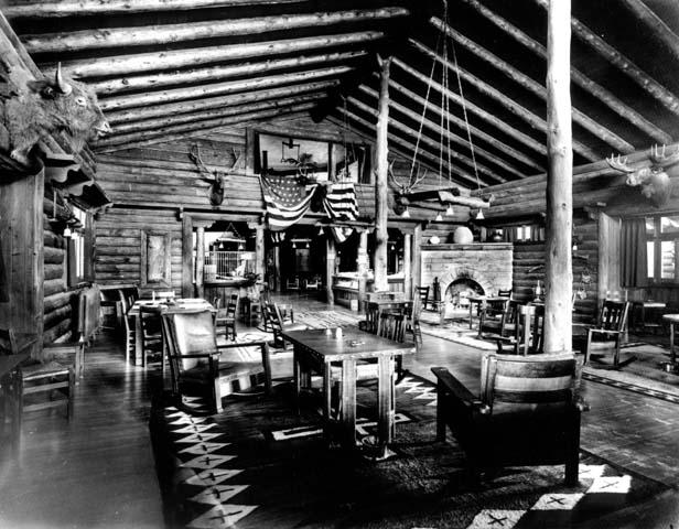 Historic Village   Grand Canyon National Park Lodges