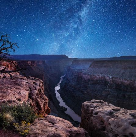 Grand Canyon: Far From the Madding Crowd