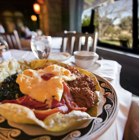 Enjoy Farm-to-Table Dining at Grand Canyon