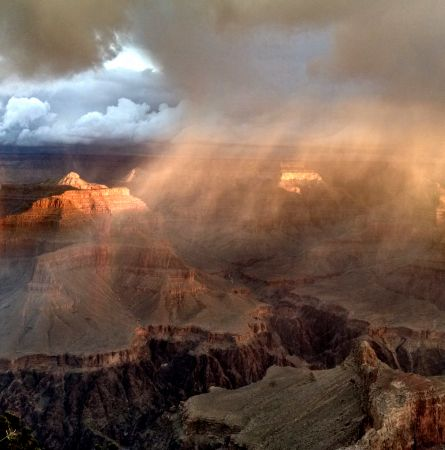 Secrets of the Grand Canyon