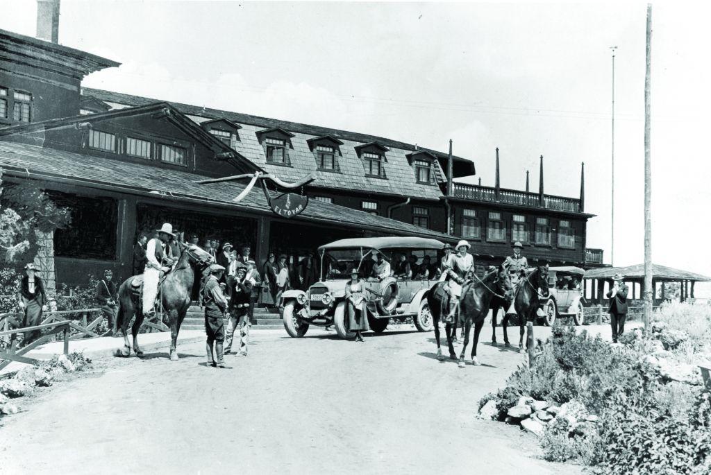 Historic El Tovar