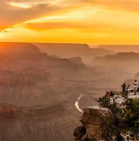 The Grand Canyon Celebrates 100 Years